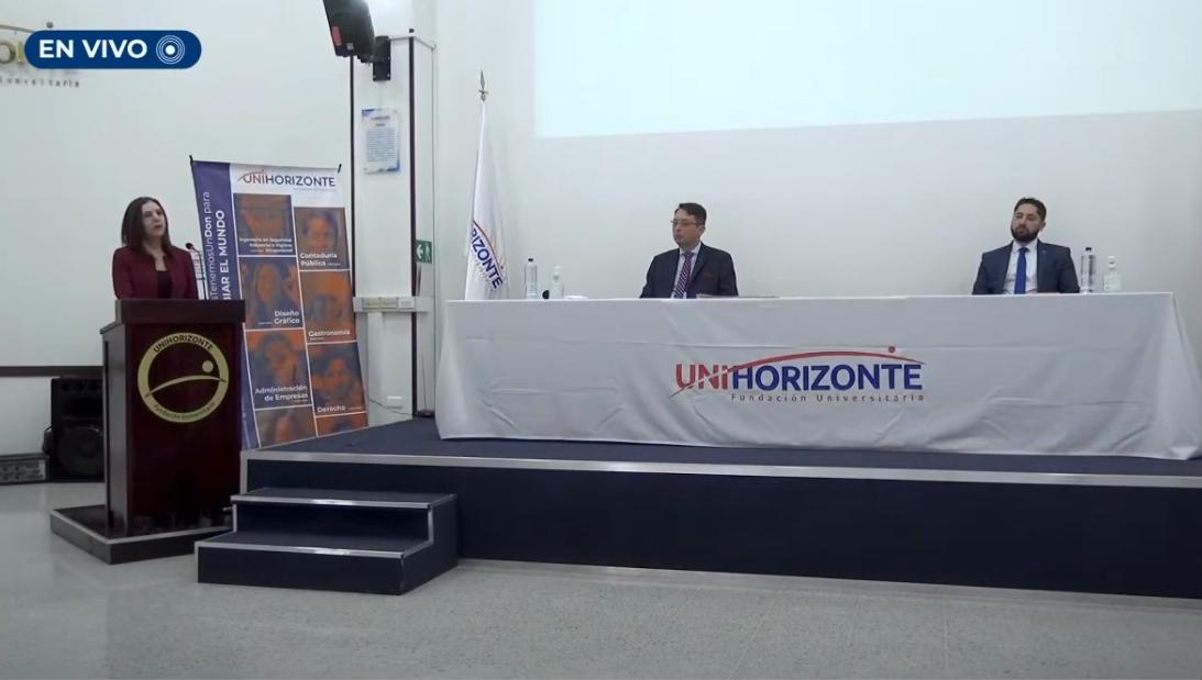Nueva promoción de Ingenieros de Seguridad Industrial e Higiene Ocupacional en UniHorizonte