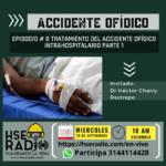 Tratamiento del accidente ofídico Intrahospitalario Parte 1